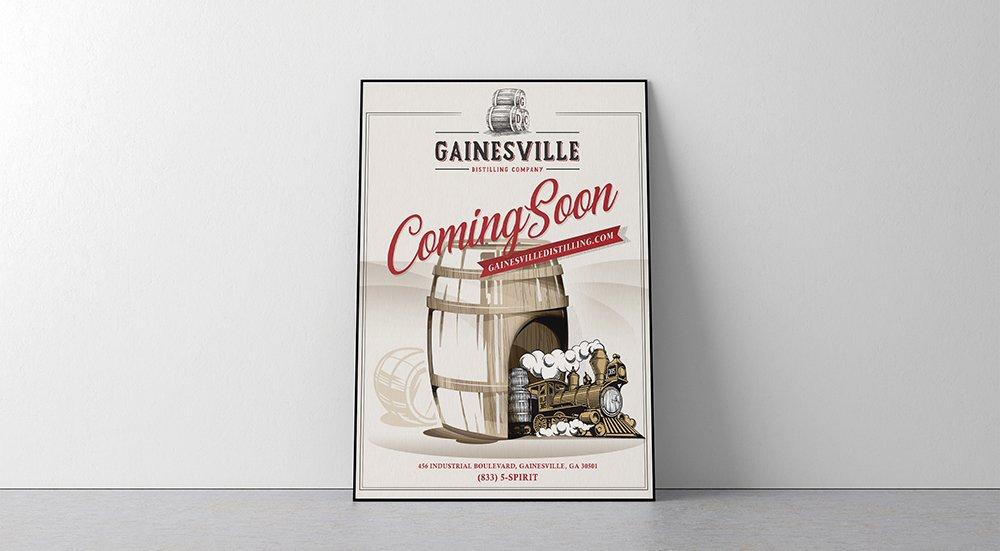 Gainesville Poster V3
