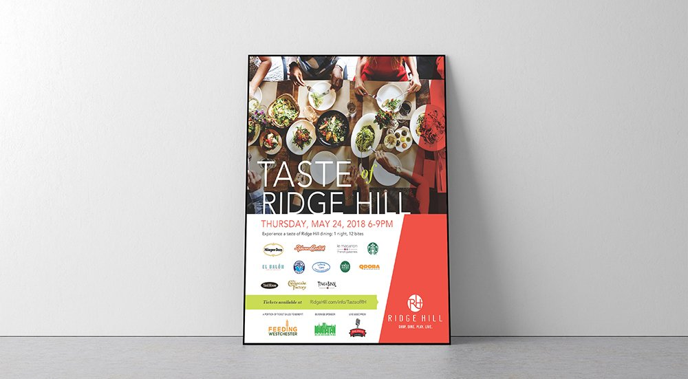 Taste of Ridge Hill poster v2
